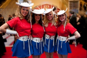 The Lovely Kilgore Rangerttes
